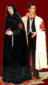 Knight and Dame of the Equestrian Order of the Holy Sepulchre of