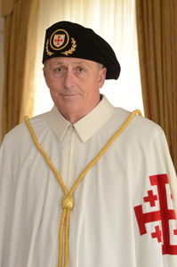 H.E. The Lieutenant Victor Licari, Knight of the Grand Cross